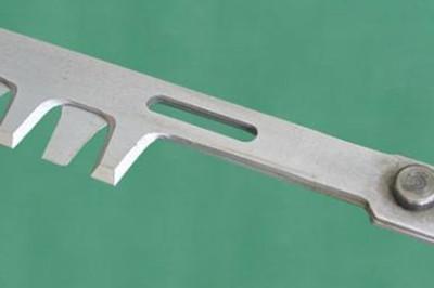 电动绿篱机刀片使用注意事项