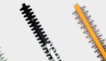 电动绿篱机刀片调整方法