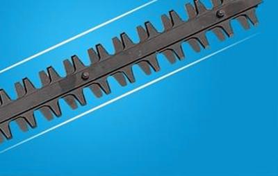 如何科学调整绿篱机刀片?怎么打磨刀片?